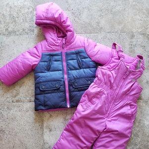 18mo Oshkosh Snowsuit